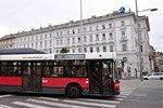 Autobuses en Viena