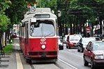 Tranvías en Viena