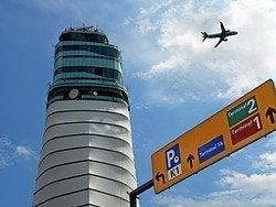 Aeropuerto de Viena, Torre de Control