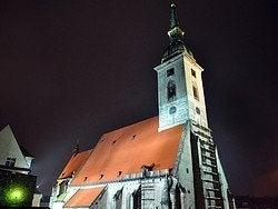 Bratislava, catedral