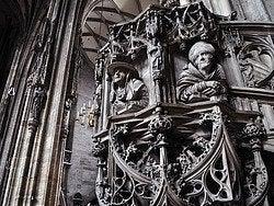 Catedral de Viena, Pulpito