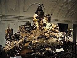 Cripta Imperial de Viena, Iglesia de los Capuchinos