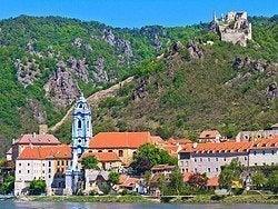 Dürnstein y su castillo
