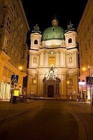 Iglesia de San Pedro de Viena