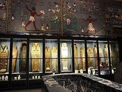 Museo de Historia del Arte de Viena, sala egipcia
