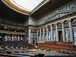 Parlamento de Austria, Viena