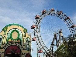 Prater, il Parco d'Attrazioni di Vienna