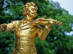 Stadtpark, estatua de Johann Strauss
