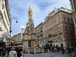 Paseando por Viena un día de mayo