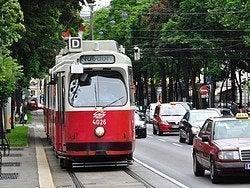 Tranvía de Viena