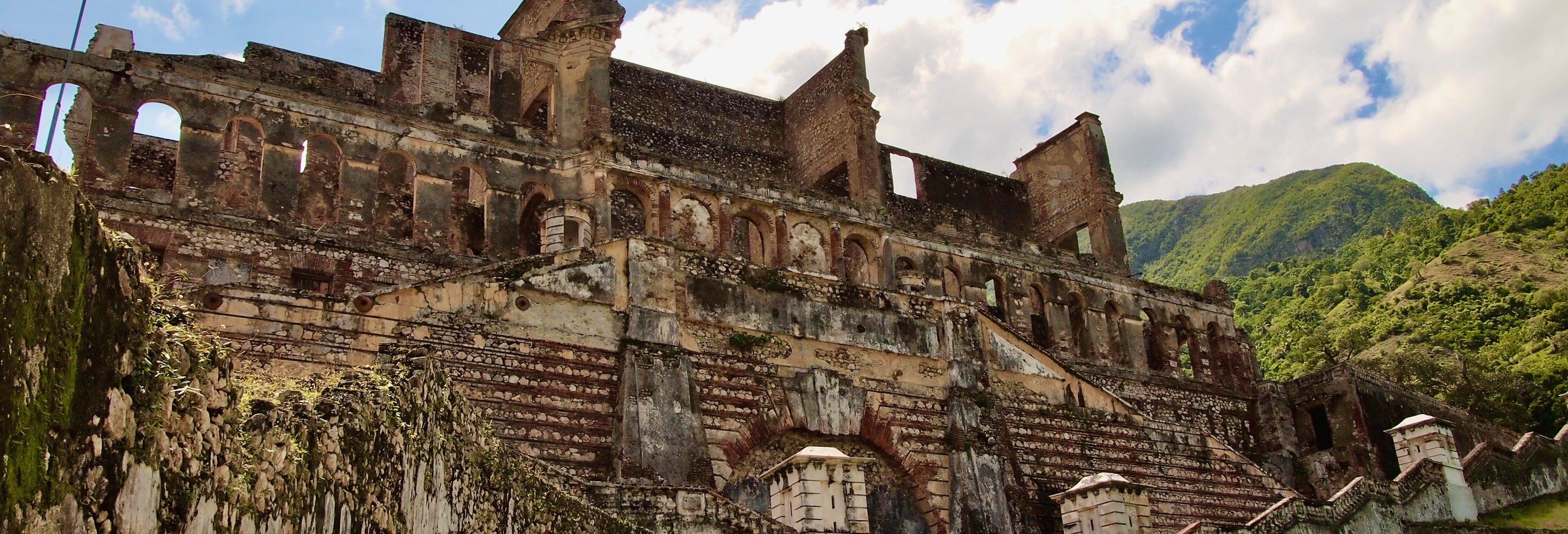 Citadelle Laferriere Tour