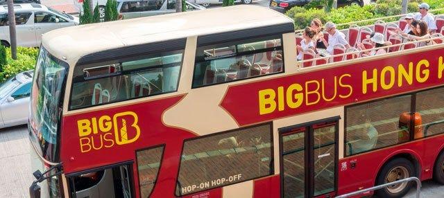 Autobús turístico de Hong Kong