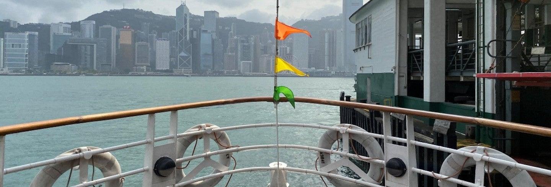 Crucero por la bahía Victoria
