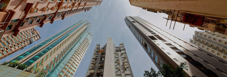 Free tour dans le quartier financier de Hong Kong, c'est gratuit !