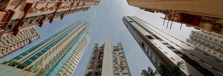 Free tour pelo distrito financeiro de Hong Kong. Grátis!