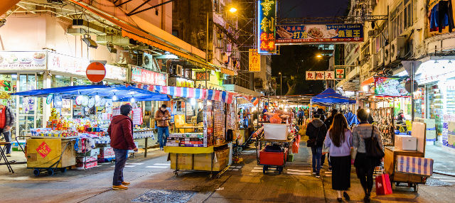 Free tour nocturno por Hong Kong ¡Gratis!