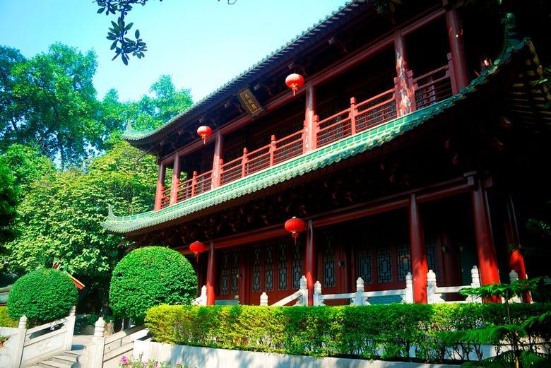 ,Excursión a Guangzhou