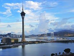 ,Excursión a Macao