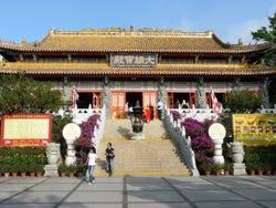 ,Excursión a Isla de Lantau