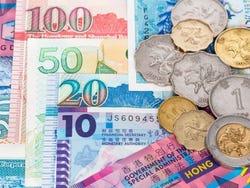 Monedas Y Billetes De Hong Kong