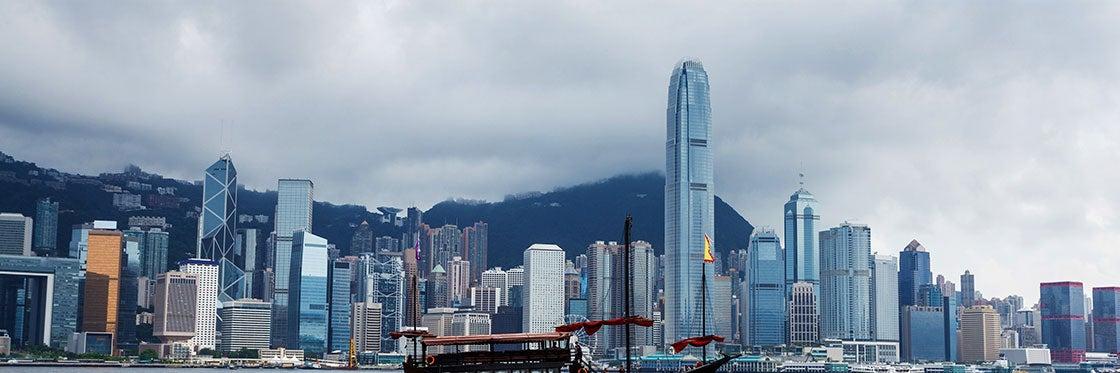 El tiempo en Hong Kong