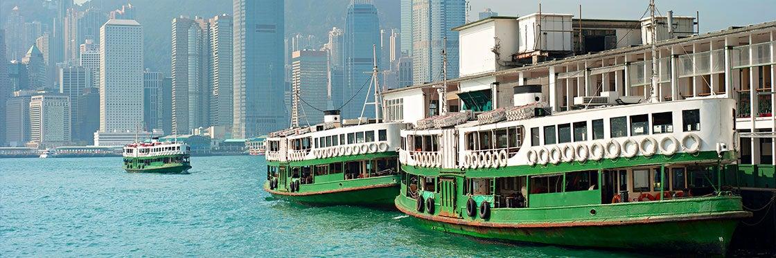 Traghetti di Hong Kong