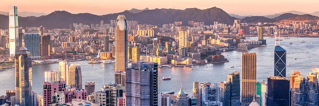 Isola di Hong Kong