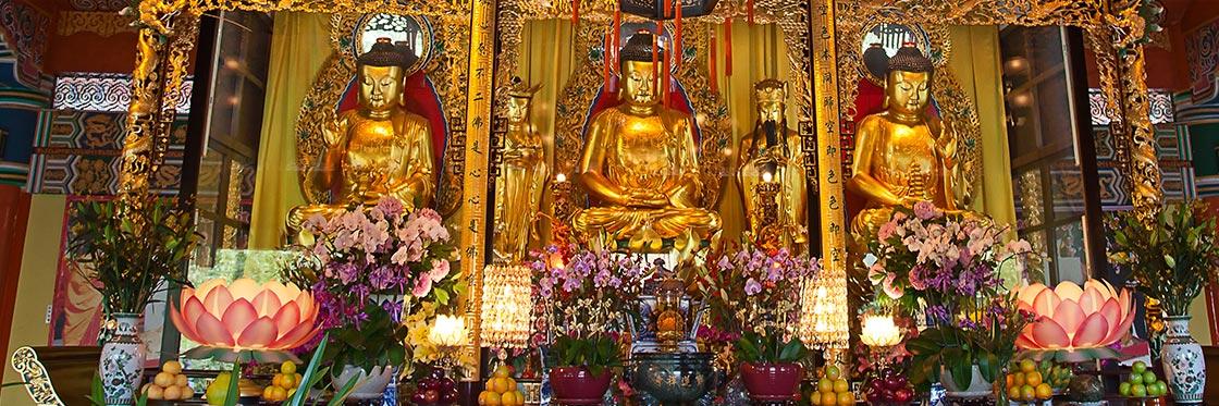 Monastero di Po Lin