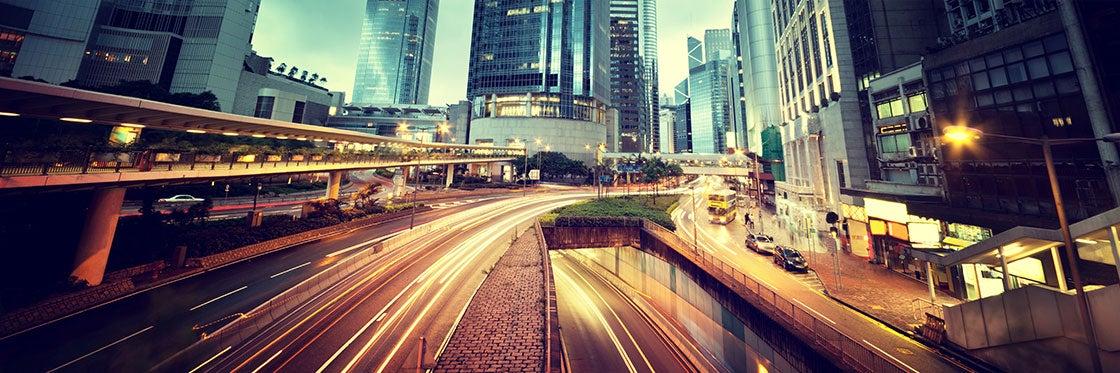 Trasporti a Hong Kong