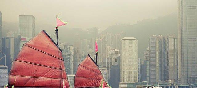 Crucero por la bahía Victoria en barco tradicional