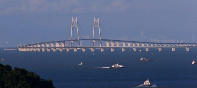 Puente Hong Kong-Zhuhai-Macao + Tour por Macao