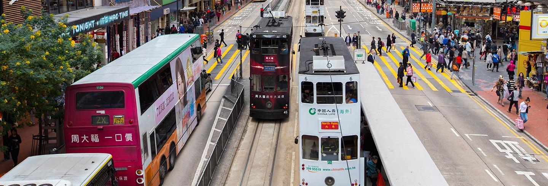 Tour panorámico en tranvía