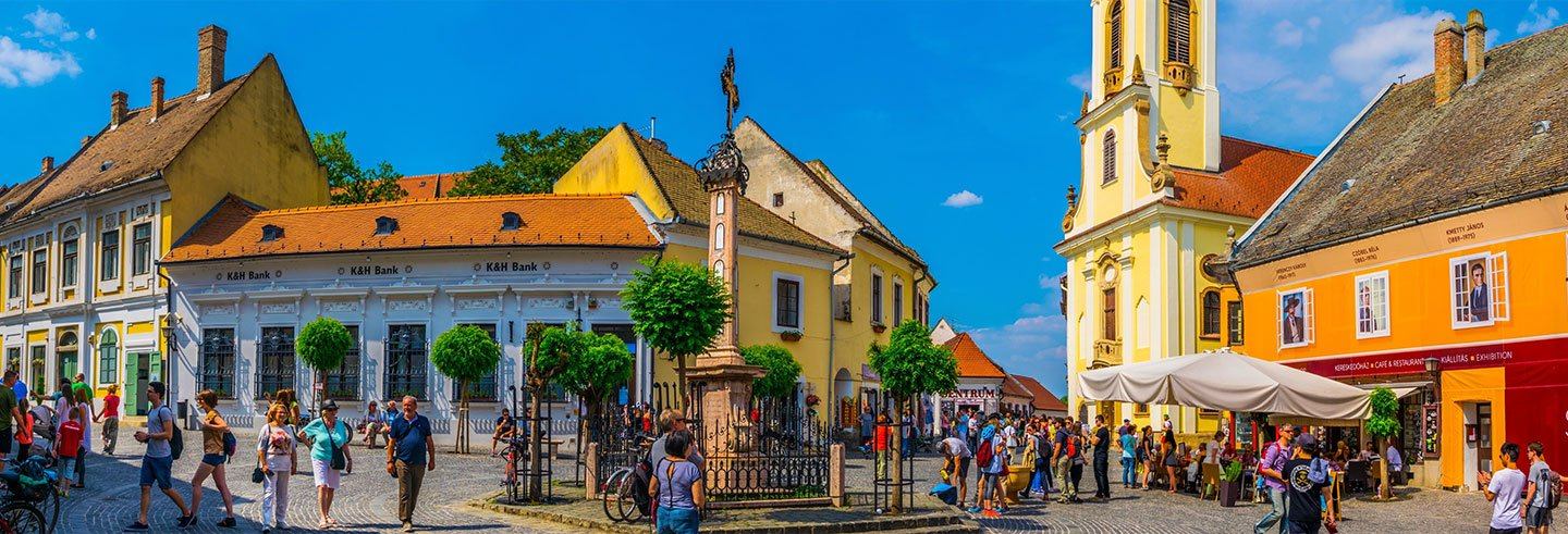 Danube Bend Day Trip: Esztergom, Visegrád & Szentendre