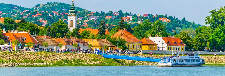 Excursão a Szentendre de barco