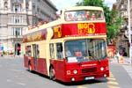 Autobus turistico di Budapest