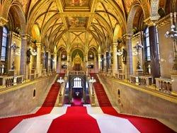 ,Parlamento de Budapest