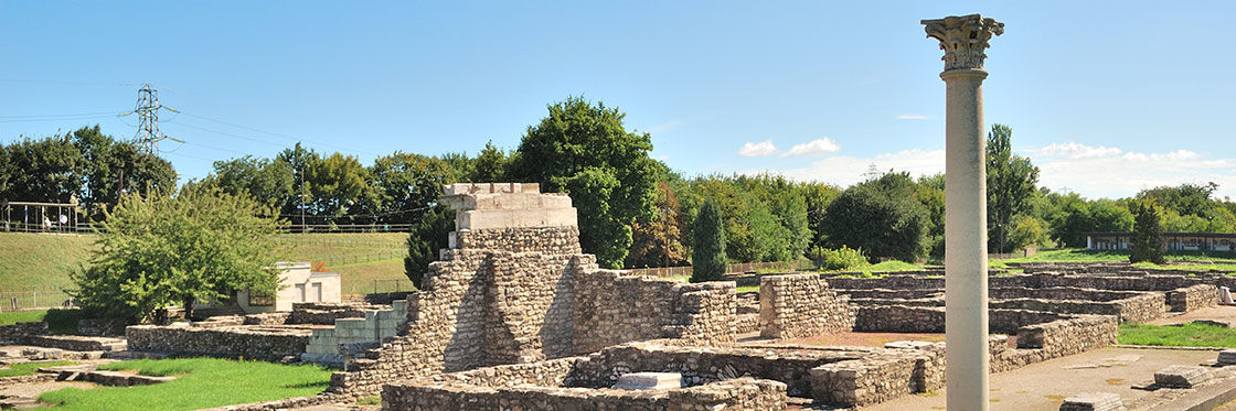 Aquincum Museum and Ruins