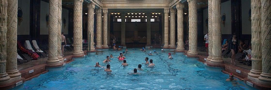 Banos Gellert.Gellert Thermal Bath One Of Budapest S Best Thermal Baths