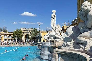 Bagni termali di Budapest - Terme e relax a Budapest