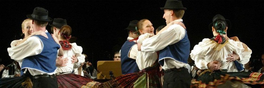 Conjunto Folclórico Nacional da Hungria