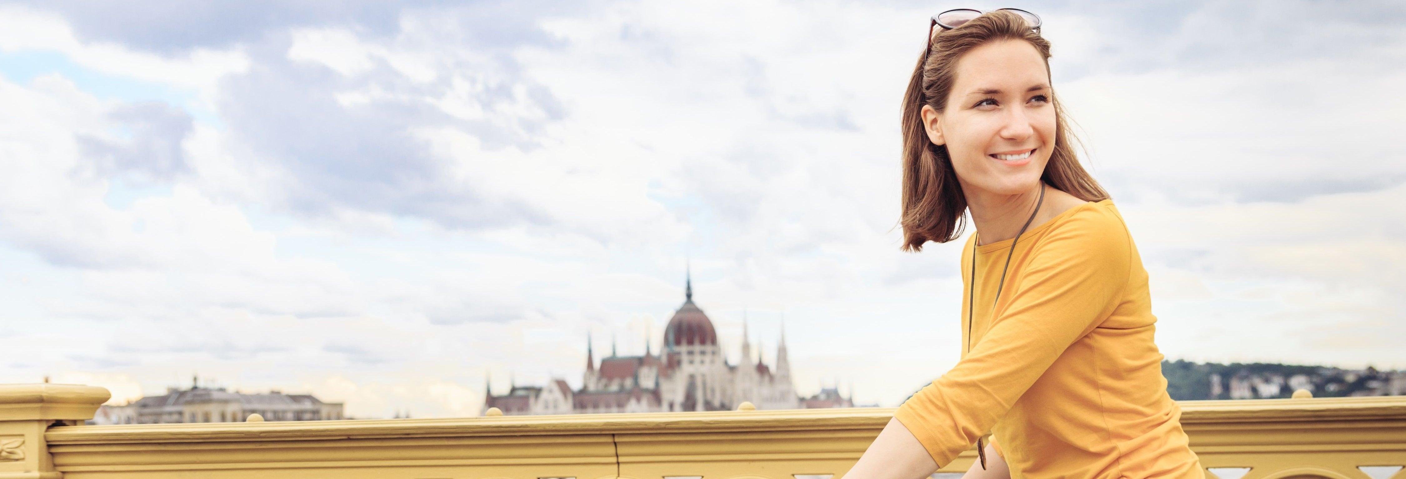 Tour de bicicleta por Budapeste