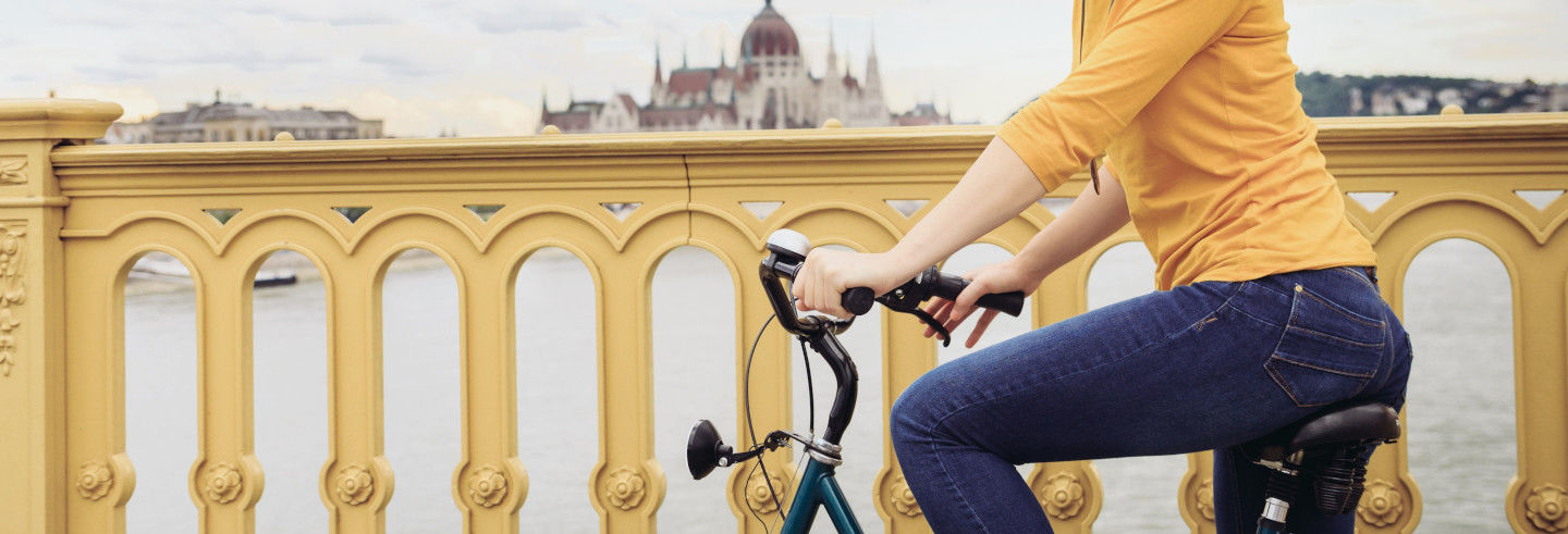Tour en bicicleta por las orillas del Danubio e Isla Margarita