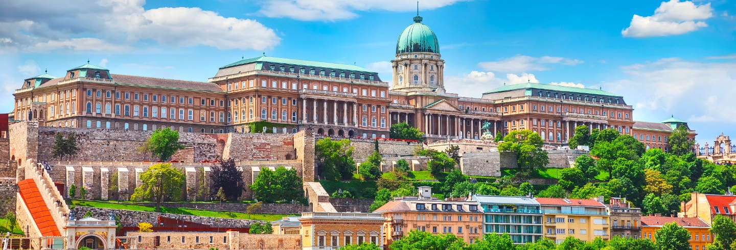 Tour of Buda Castle
