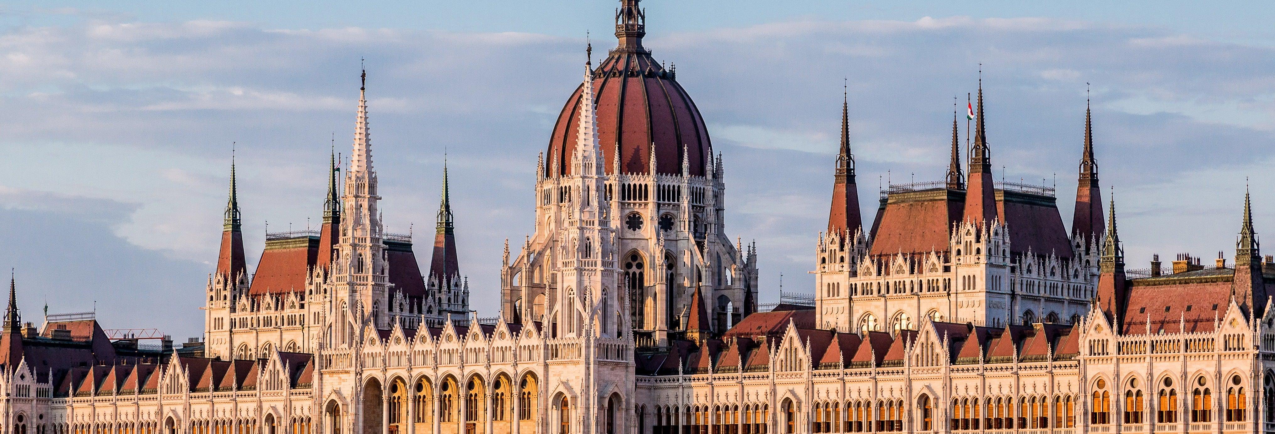 Visita guiada por Budapeste + Parlamento