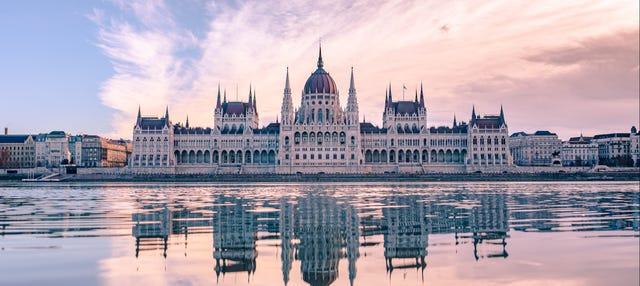 Visita guiada por el Parlamento de Budapest