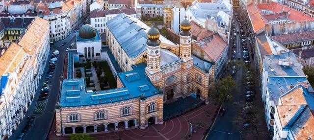 Visita guiada por la Sinagoga de Budapest
