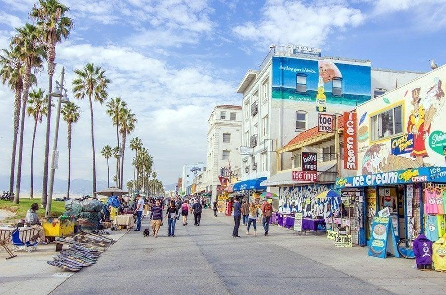 Qué hacer en los Ángeles Venice Beach