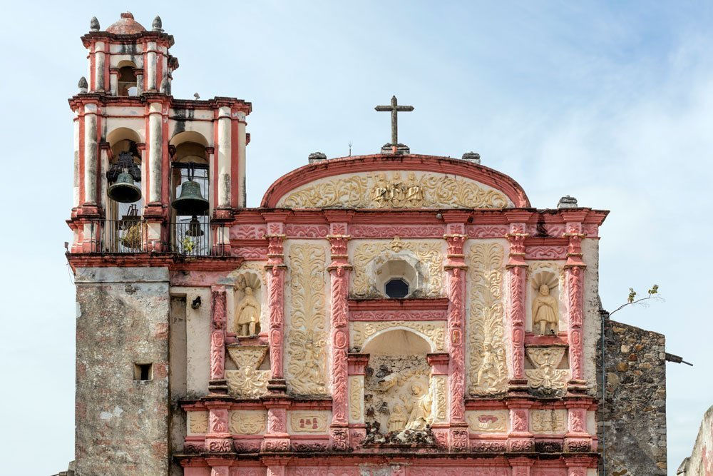 Catedral de Cuernavaca