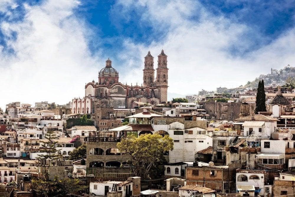 Panorámica de Taxco