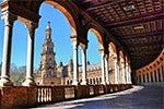 Circuito de 6 días por Andalucía y Toledo